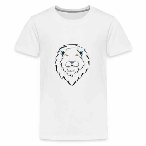 Logo1111 png - Teenager Premium T-shirt