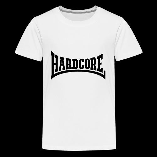gabber - T-shirt Premium Ado