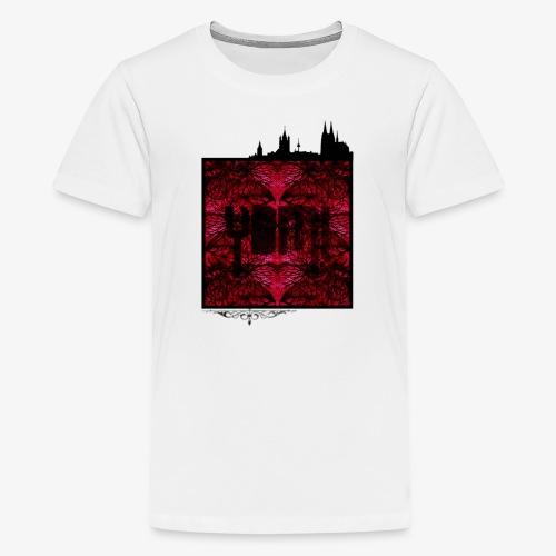 Gateway [FOUR] - Teenage Premium T-Shirt