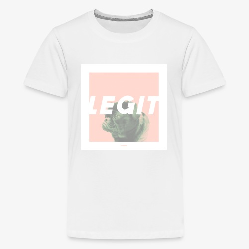 LEGIT #03 - Teenager Premium T-Shirt