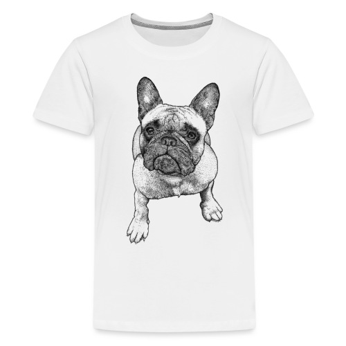 French Bulldog - T-shirt Premium Ado