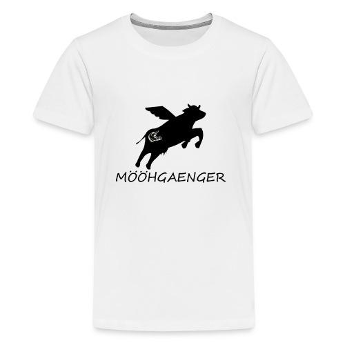 möhgaenger png - Teenager Premium T-Shirt