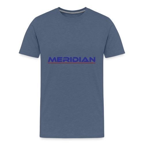 Meridian - Maglietta Premium per ragazzi