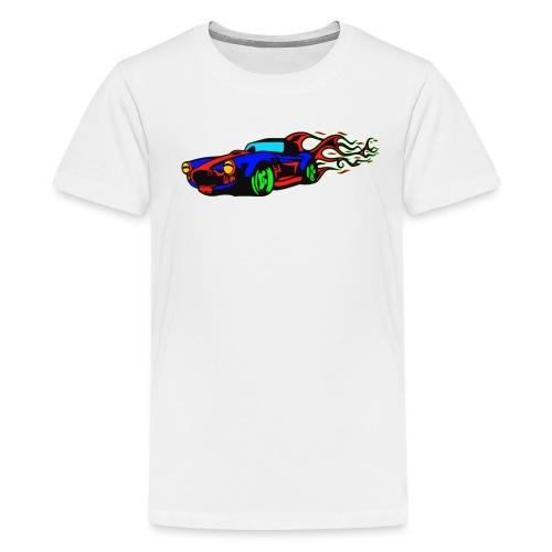 auto fahrzeug tuning - Teenager Premium T-Shirt
