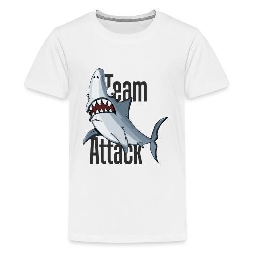 team hai - Teenager Premium T-Shirt