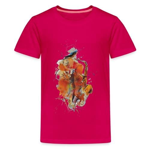 Jazz men - T-shirt Premium Ado