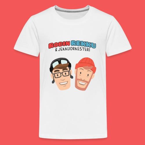 Rob Face - Teinien premium t-paita