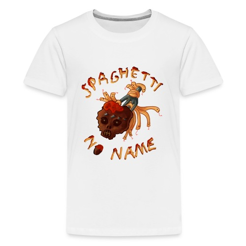 Spaghetti No Name pin - Teenage Premium T-Shirt