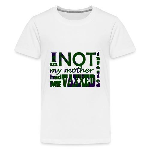 Vaxxed! - Teenage Premium T-Shirt