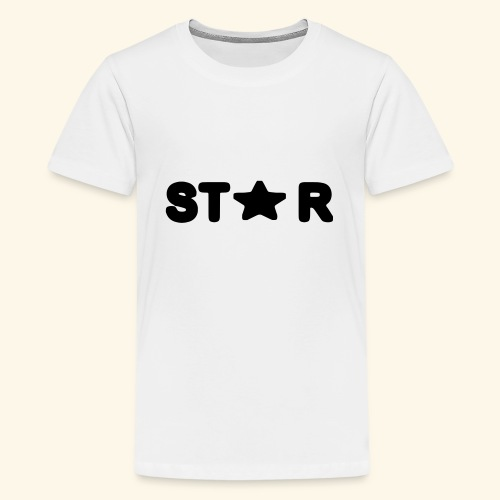 Star of Stars - Teenage Premium T-Shirt
