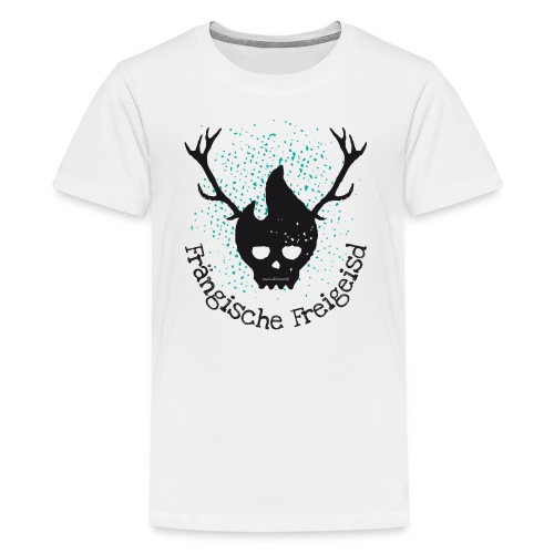 Frängische Freigeisd - Teenager Premium T-Shirt