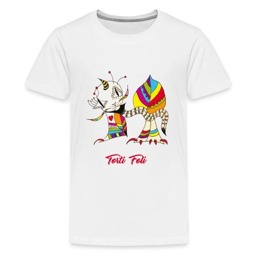 Torti Foli - T-shirt Premium Ado
