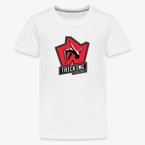 Tricking.Berlin - Teenager Premium T-Shirt