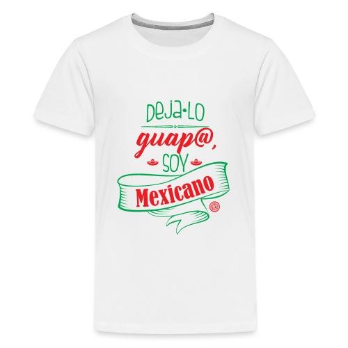 Deja lo Guap@ - Camiseta premium adolescente