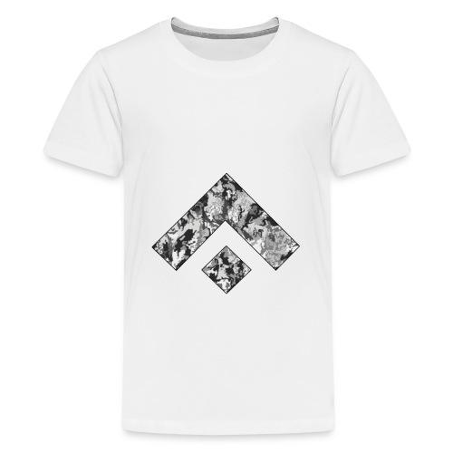 Logo Design - Camiseta premium adolescente