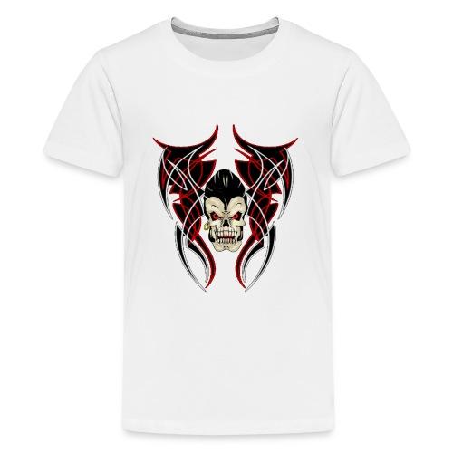 greaser pinstrip - T-shirt Premium Ado