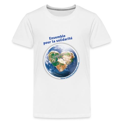 ensemble - T-shirt Premium Ado