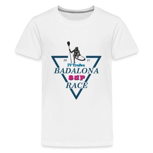 Badalona Sup Race 2021 - Camiseta premium adolescente