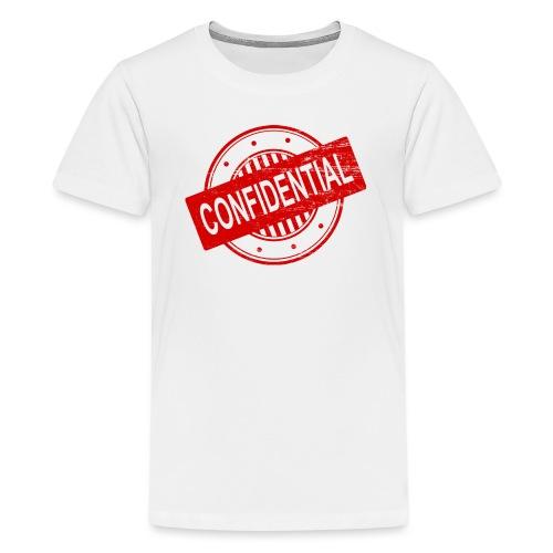 Confidential - T-shirt Premium Ado