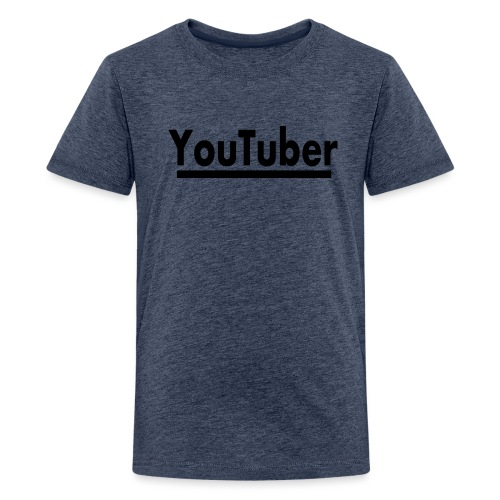 youtuber film youtube - Teenager Premium T-Shirt