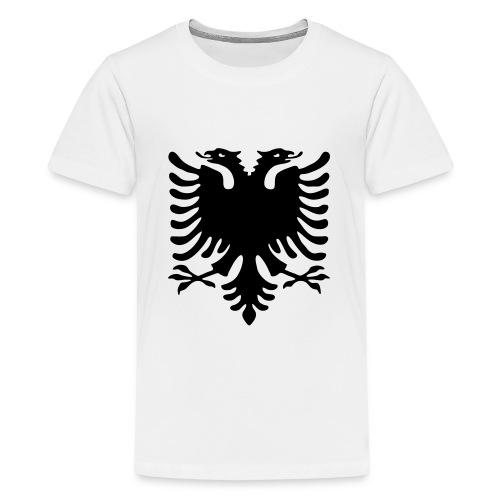 skender kika Adler - Teenager Premium T-Shirt