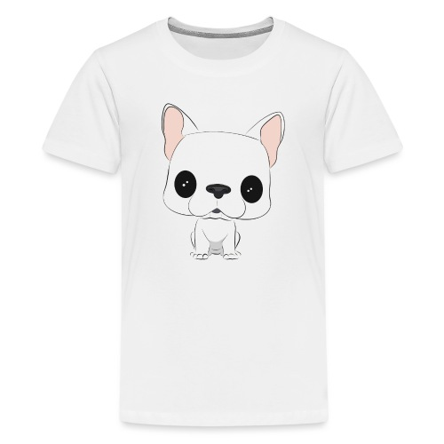 WHITE DUDE - T-shirt Premium Ado