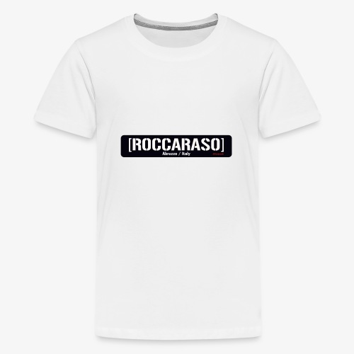Roccaraso - Maglietta Premium per ragazzi