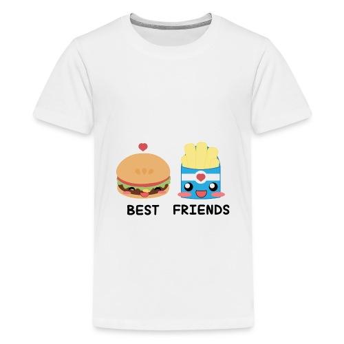 hamburger - Maglietta Premium per ragazzi