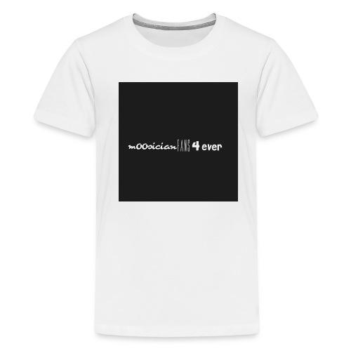 m00sicianFans4everLogo - Teenager Premium T-Shirt