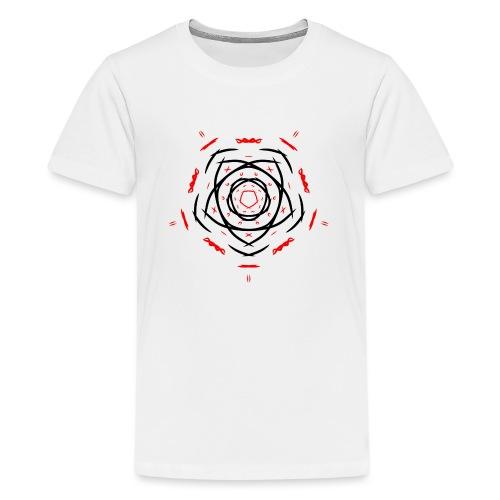 Symbol - Camiseta premium adolescente