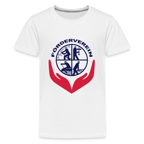 Symbol_FVFFG_3Color_NEU - Teenager Premium T-Shirt
