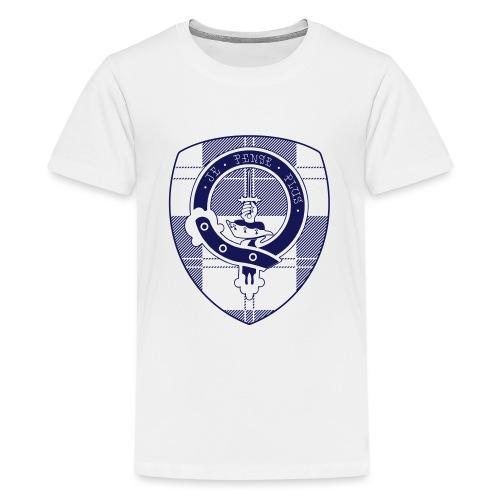 Logo Scouting Erskine 2018 - Teenager Premium T-shirt