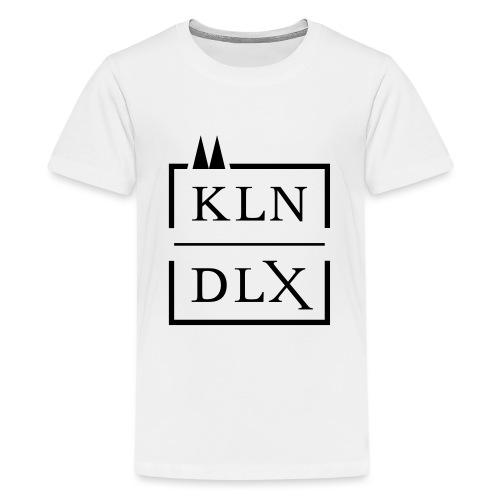 Köln Deluxe - Teenager Premium T-Shirt