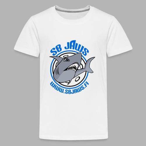 SB JAWS - Teinien premium t-paita