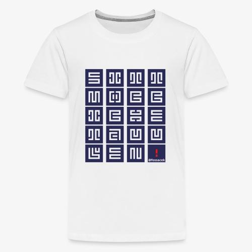 SittMocciche - Maglietta Premium per ragazzi