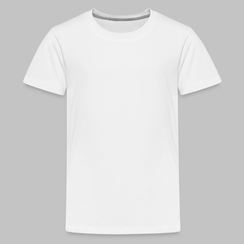 Let the Adventure begin - Teenage Premium T-Shirt