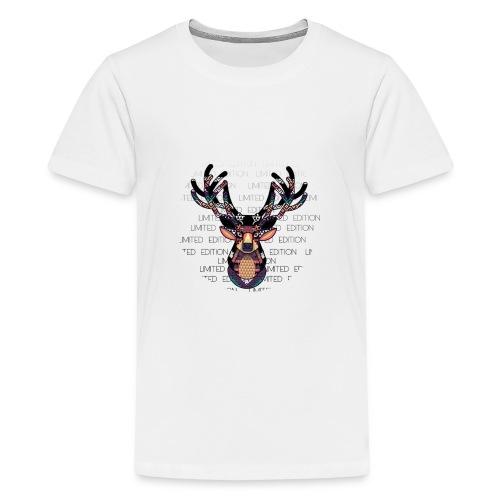 Reno Psicodelico - Camiseta premium adolescente