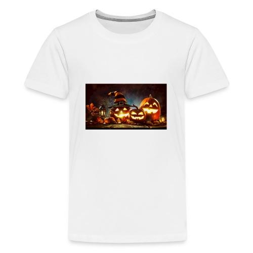 halloween horror party - Maglietta Premium per ragazzi