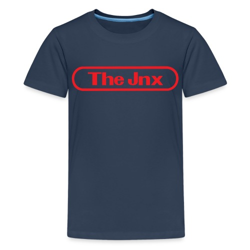 The Jnx png - Premium-T-shirt tonåring