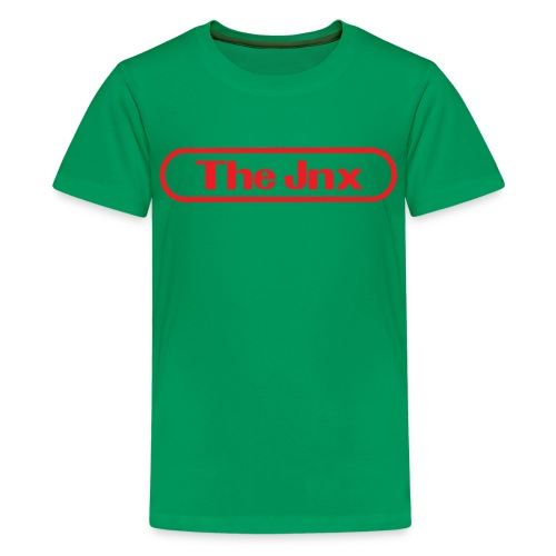 The Jnx png - Premium-T-shirt tonåring