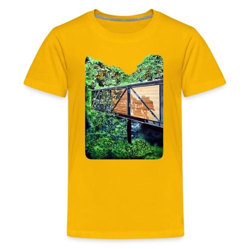 by Eamon O'Kane - Teenager premium T-shirt