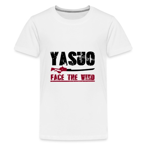 Yasuo Main - Teenager Premium T-Shirt