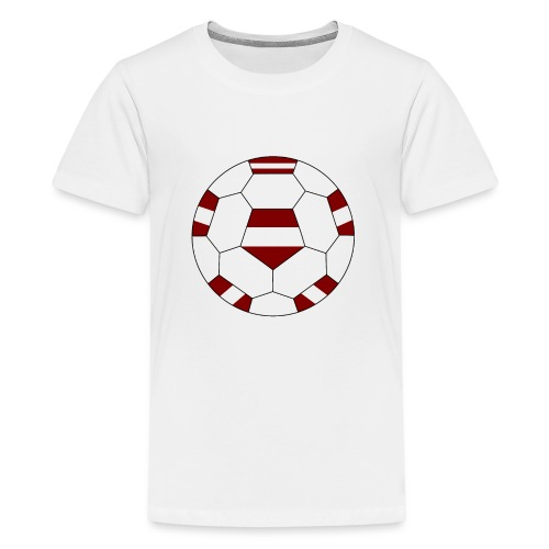 Österreich Fußball - Teenager Premium T-Shirt
