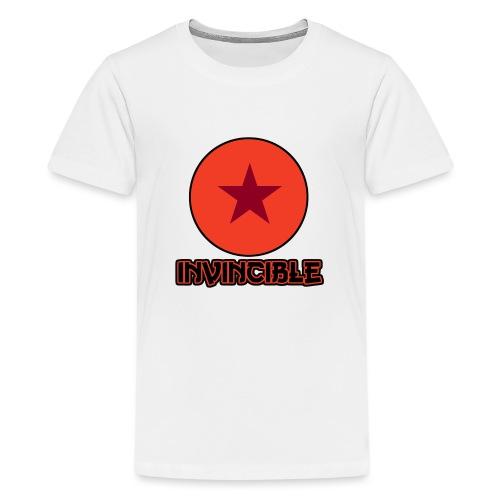 Invincible - Teenager Premium T-Shirt