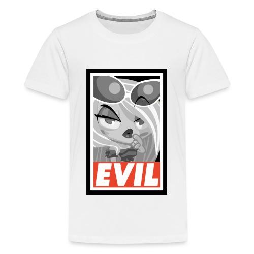 MiniMe Tanya - trivisk - Teenage Premium T-Shirt