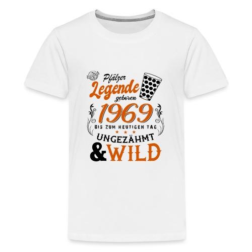 Pfälzer Legende 1969 50. Geburtstag - Teenager Premium T-Shirt