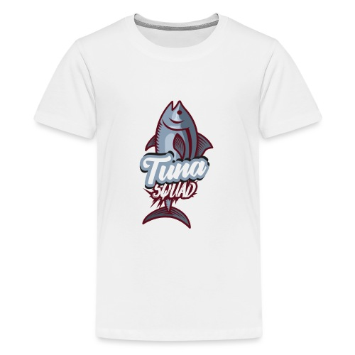 tuna squad - Teenager Premium T-Shirt