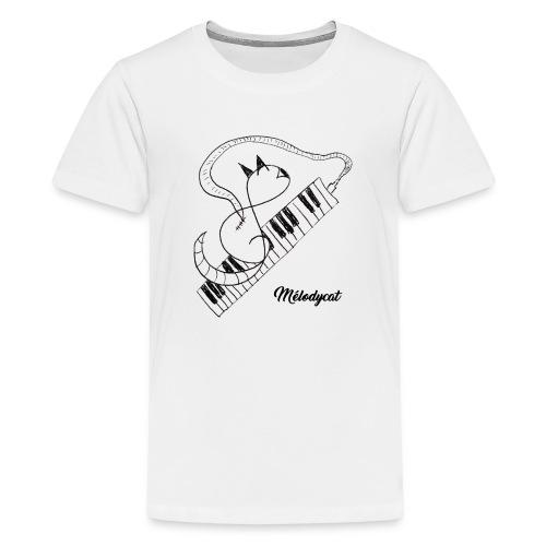 Melodycat - T-shirt Premium Ado