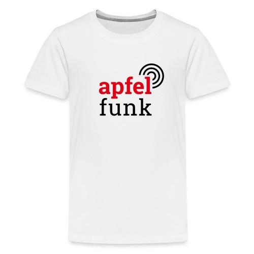 Apfelfunk Edition - Teenager Premium T-Shirt