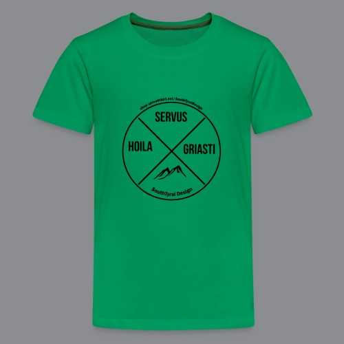 Hoila Servis Griasti - Teenager Premium T-Shirt